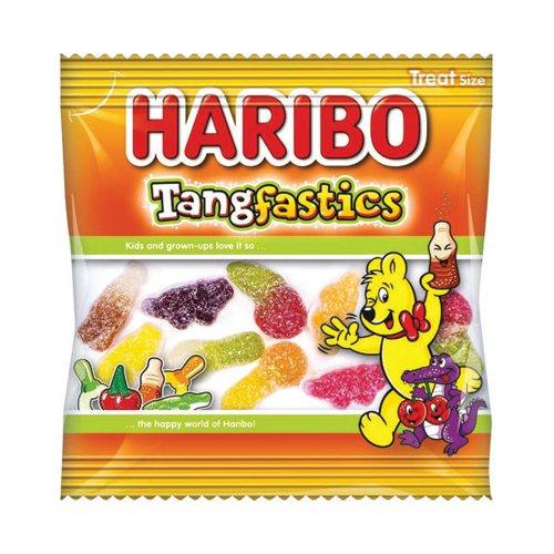 Haribo Tangfastics Minis 20g Bags (Pack of 100) HB91191