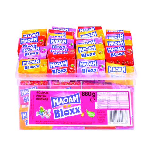Maoam Minis Chews 40 Sweets 50542