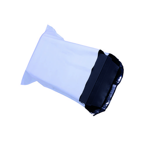 Strong Polythene Mailing Bag 335x430mm Opaque (Pack of 100) HF20211
