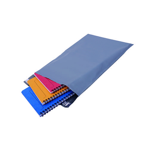 Polythene Mailing Bag 235x320mm Opaque Grey (Pack of 500) HF20220