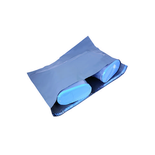 Polythene Mailing Bag 595x430mm Opaque Grey (Pack of 250) HF20236