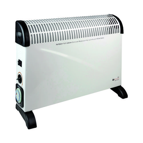 Convector Heater 2kW Timer Control HC2TIM