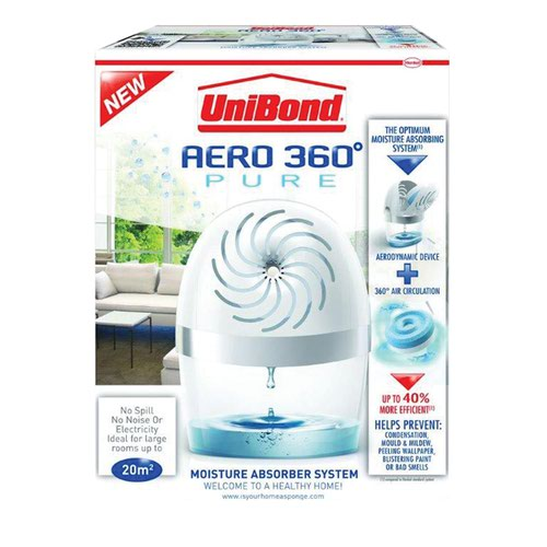 UniBond Aero 360 Moisture Absorber 1554723