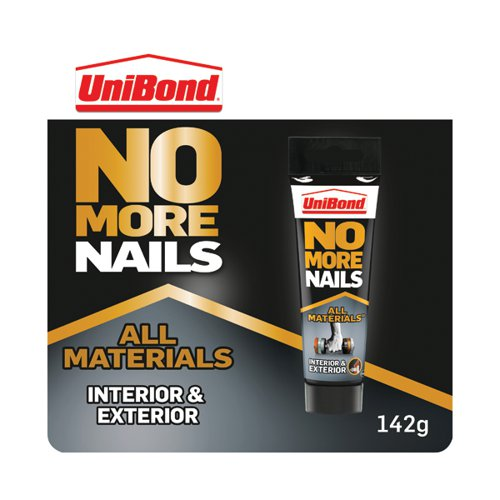 No More Nails Interior and Exterior Grab Adhesive Tube 142g 2553050