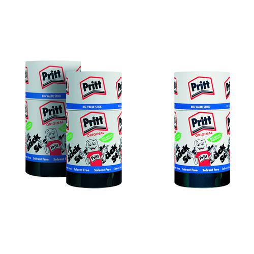Pritt Stick Jumbo 90g (Pack of 6) Buy 2 Get 1 Free HK810938