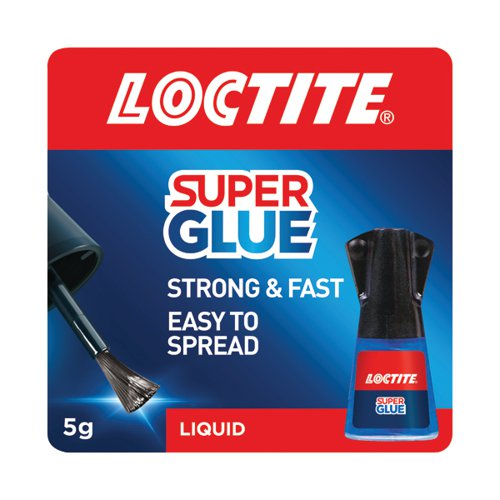 Loctite Super Glue Brush On 5g 577091