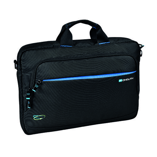 Monolith Blue Line 15.6 Inch Laptop Briefcase 3314
