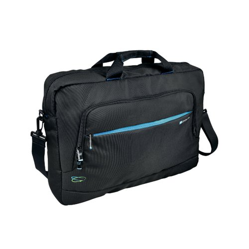 Monolith Blue Line 17.2 Inch Laptop Briefcase 3316