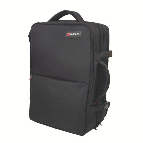 Monolith Motion II Overnight Laptop Backpack Black 3206