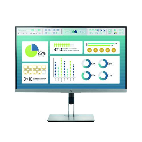 HP EliteDisplay E273 Full HD Flat LED Display 27 Inch 1FH50AT#ABU