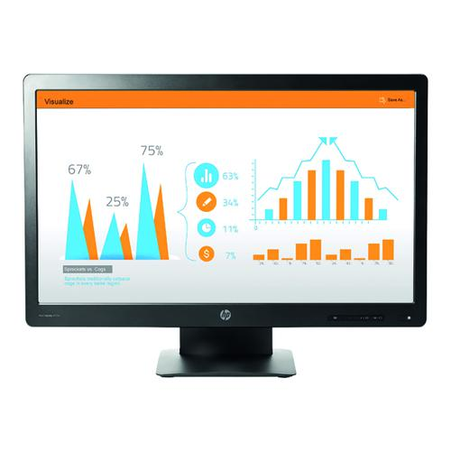 HP ProDisplay P232 Full HD LED Display 23 Inch Black K7X31AT#ABU
