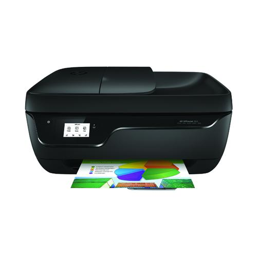 HP OfficeJet 3831 All In One Printer K7V45B