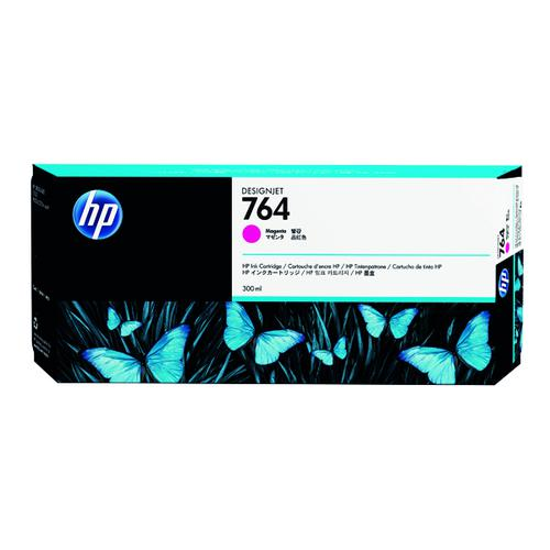 HP 764 Magenta Designjet Ink Cartridge C1Q14A