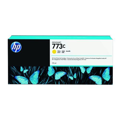 HP 773C Yellow Original Ink Cartridge C1Q40A