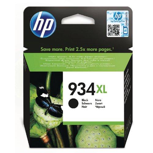 HP 934XL Black High Yield Ink Cartridge C2P23AE
