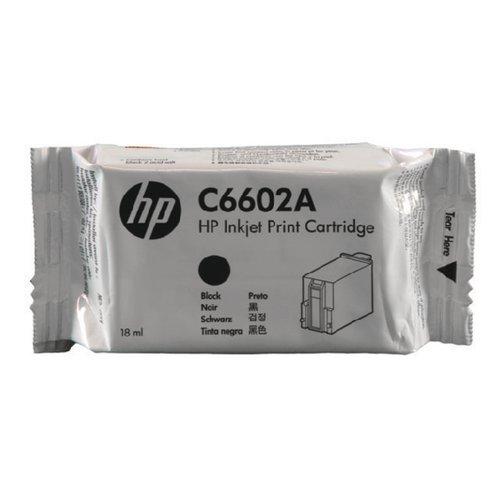 HP 1.0 Black EPOS Inkjet Print Cartridge C6602A