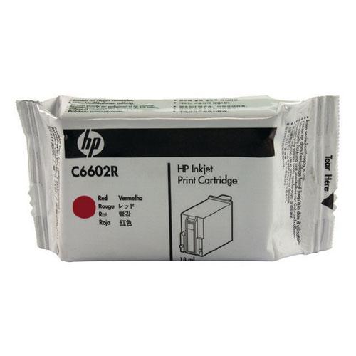 HP 1.0 Red EPOS Inkjet Print Cartridge C6602R