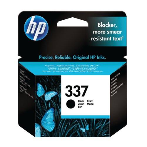HP 337 Black Inkjet Cartridge C9364EE