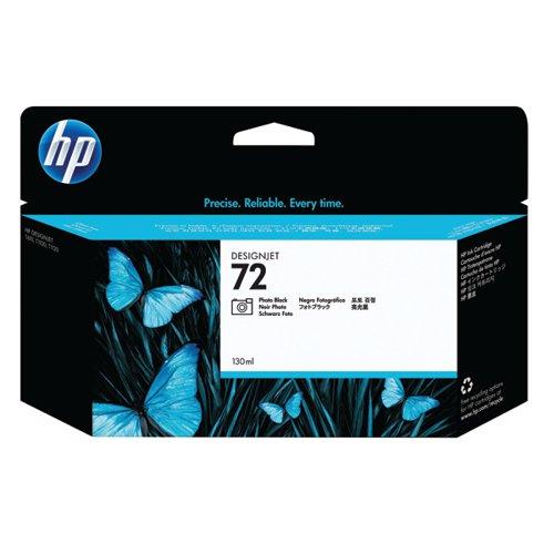 HP 72 Photo Black Ink Cartridge C9370A
