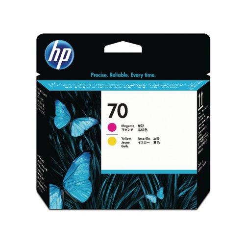 HP 70 Magenta/Yellow Printhead C9406A