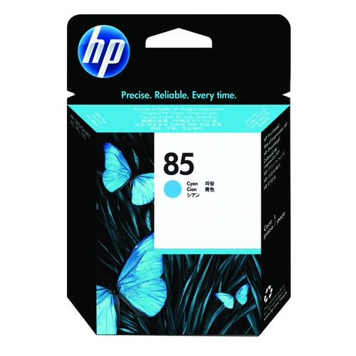 HP 85 Cyan Printhead Cartridge C9420A