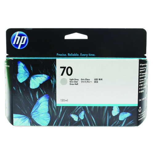 HP 70 Light Grey Inkjet Cartridge C9451A