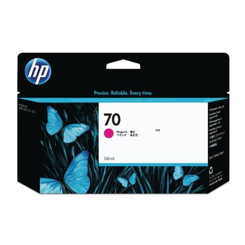 HP 70 Magenta Inkjet Cartridge C9453A