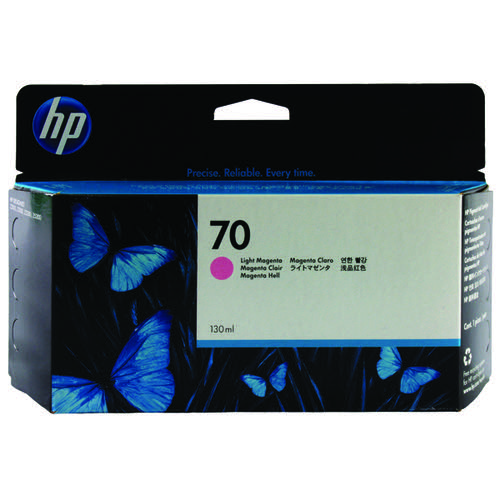HP 70 Light Magenta Inkjet Cartridge C9455A