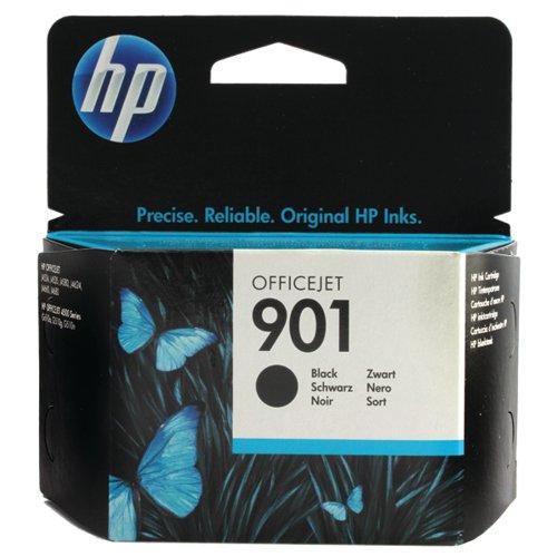 HP 901 Black Officejet Inkjet Cartridge CC653AE