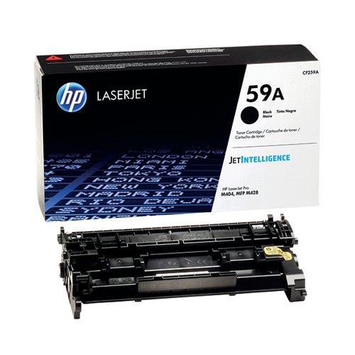 HP 59A Black LaserJet Toner Cartridge CF259A