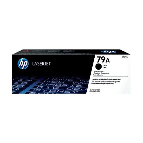 HP 79A Original Black Laserjet Toner Cartridge CF279A