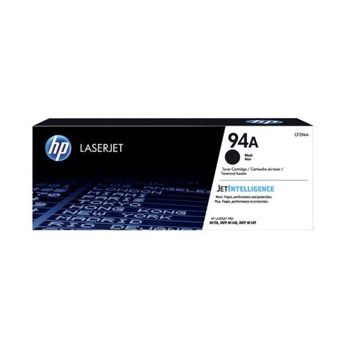 HP 94A Toner Cartridge Black (1 200 Page Capacity) CF294A