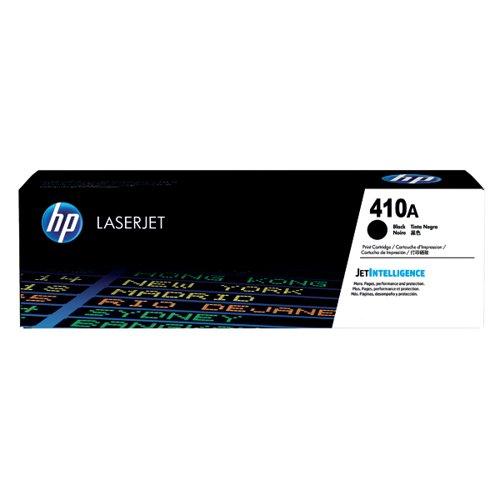 HP 410A Black Laserjet Toner Cartridge CF410A