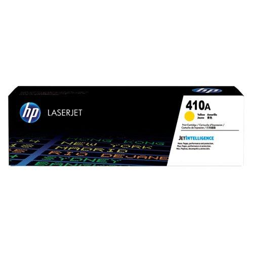 HP 410A Yellow Laserjet Toner Cartridge CF412A