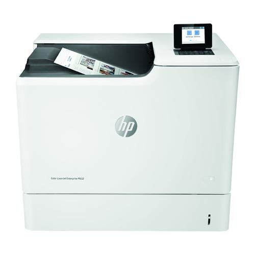 HP Color Laserjet Enterprise M652N Printer J7Z98A