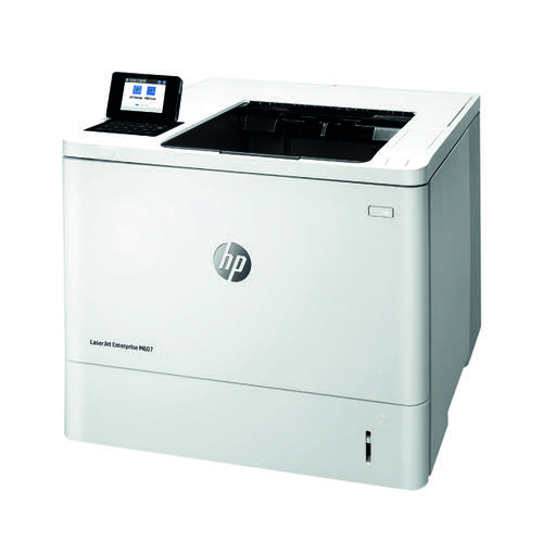 HP Laserjet Black and White Enterprise M607DN Printer K0Q15A