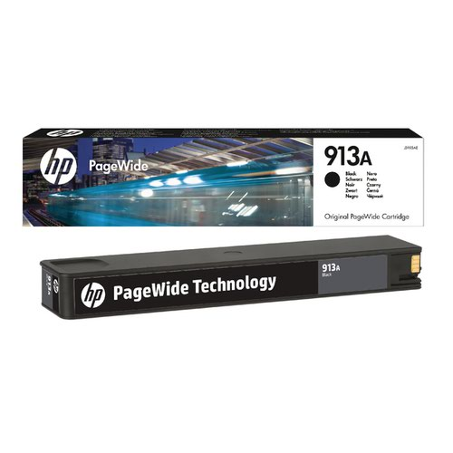 HP 913A Black PageWide Inkjet Cartridge L0R95AE