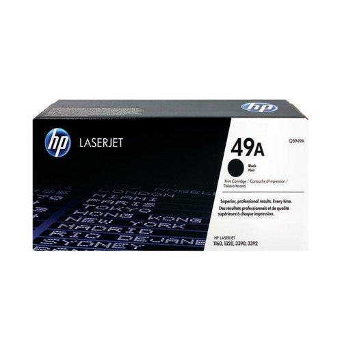 HP 49A Black Laserjet Toner Cartridge Q5949A