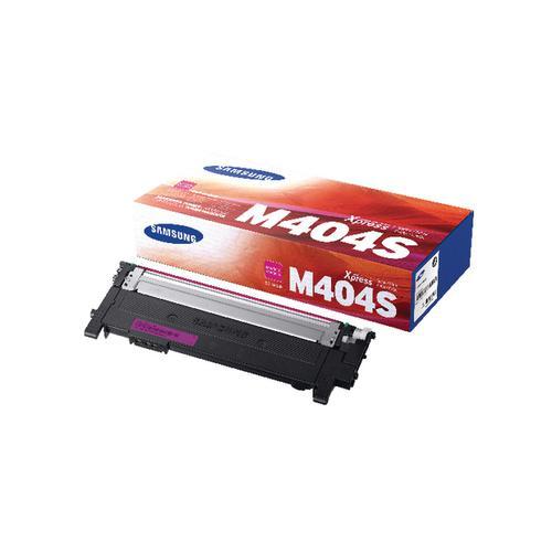 Samsung CLT-M404S Magenta Standard Yield Toner Cartridge SU234A