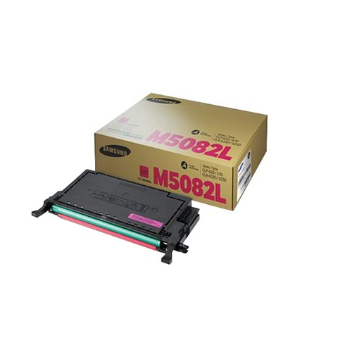 Samsung CLT-M5082L Magenta High Yield Cartridge SU322A