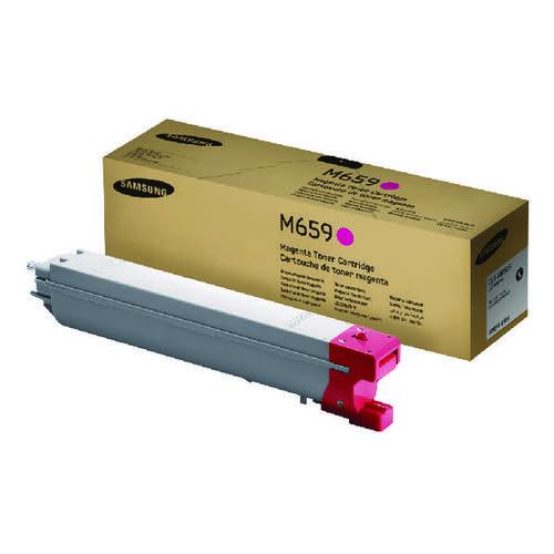 Samsung CLT-M659S Magenta Toner Cartridge SU359A