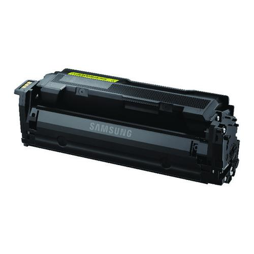 Samsung CLT-Y603L High Yield Yellow Toner