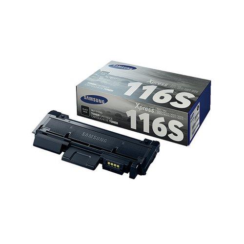 Samsung MLT-D116S Black Standard Yield Toner Cartridge SU840A