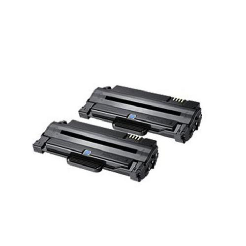 Samsung MLT-P1052A Black High Yield Toner Cartridges (Pack of 2) SV115A