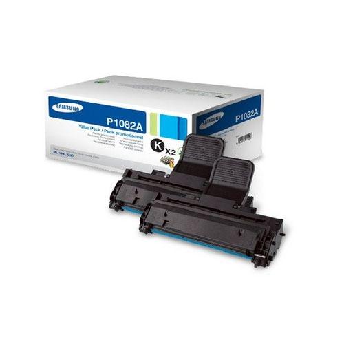 Samsung MLT-P1082A Black Standard Yield Toner Cartridges (Pack of 2) SV118A