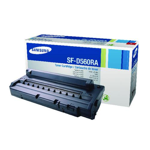 Samsung SF-D560RA Black Toner Cartridge SV227A