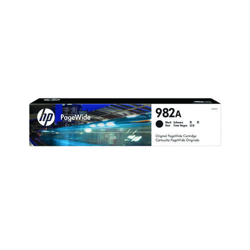 HP 982A Black Original PageWide Cartridge (Capacity: 10 000 pages) T0B26A