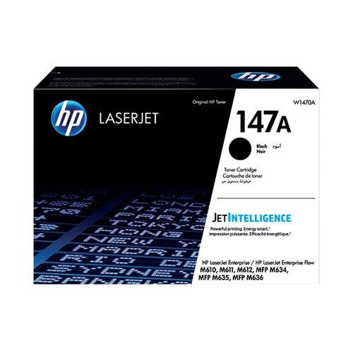 HP 147A Laserjet Toner Cartridge Black W1470A