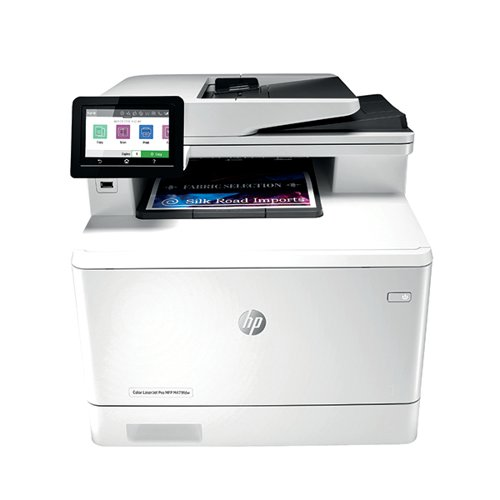 HP Color LaserJet Pro MFP M479fdw Laser Printer W1A80A#B19