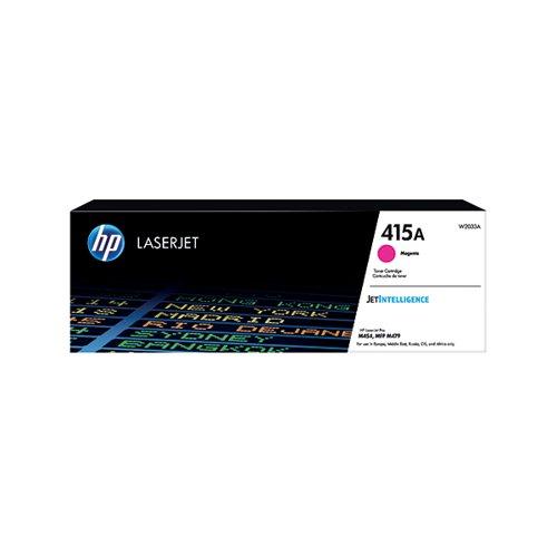 HP 415A Magenta LaserJet Toner Cartridge W2033A
